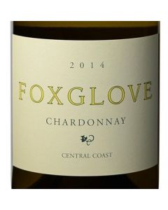2014 FOXGLOVE CENTRAL COAST CHARDONNAY