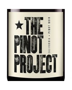 2016 THE PINOT PROJECT CALIFORNIA PINOT NOIR