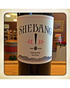 "SHEBANG (BEDROCK WINE CO.) ""ELEVENTH CUVEE"" CALIFORNIA RED WINE"