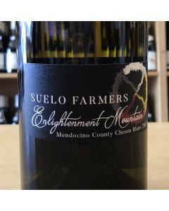 "2015 SUELO FARMERS ""ENLIGHTENMENT MOUNTAIN"" MENDOCINO COUNTY CHENIN BLANC"