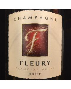 FLEURY BRUT BLANC DE NOIRS CHAMPAGNE