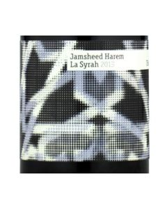 "2013 JAMSHEED HAREM ""LA SYRAH"" YARRA VALLEY SYRAH, VICTORIA"