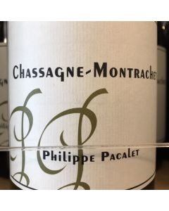 2015 PHILIPPE PACALET CHASSAGNE MONTRACHET