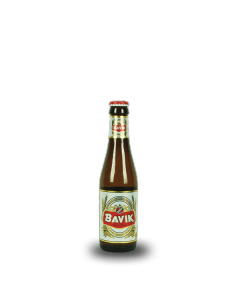 "BAVIK ""SUPER PILSNER"" 11.2oz, BAVIKHIOVE, BELGIUM"