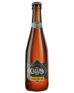 "BOULEVARD BREWING COMPANY""THE CALLING"" DOUBLE IPA, 12oz, KANSAS CITY, MISSOURI"