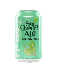 "DOGFISH HEAD BREWERY ""SEA QUENCH ALE"" SESSION SOUR, 12oz(CAN) MILTON, DELAWARE"