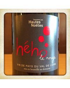 """2016 LES HAUTES NOELLES """"HEHO LE ROUGE"""" VIN DE PAYS DU VAL DE LOIRE"""