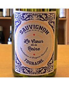 2017 LE COEUR DE LA REINE TOURAINE SAUVIGNON BLANC