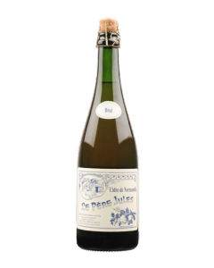 "LE PERE JULES ""CIDRE DE NORMANDIE"" , BRUT APPLE CIDRE 750ml, SAINT-DESIR-DE-LISIEUX, FRANCE"