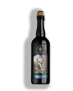 """LOST ABBEY BREWERY """"SERPENT'S STOUT"""" IMPERIAL STOUT, 750ML, SAN MARCOS, CALIFORNIA"""