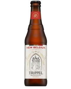 """NEW BELGIUM BREWERY """"TRIPPEL"""" BELGIAN COLLECTION, 12OZ, FORT COLLINS, COLORADO"""