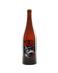 "PHANTOM CARRIAGE BREWERY & BLENDERY ""MUIS"" WILD BELGIAN-STYLE BLONDE, 500ML CARSON, CALIFORNIA"