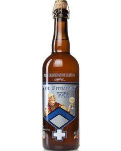 "BROUWERIJ ST. BERNARDUS ""WIT"" BELGIAN WHITE ALE, 750ML WATOU, BELGIUM"