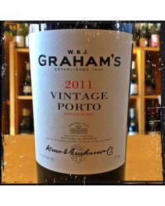 2011 GRAHAM'S VINTAGE PORT