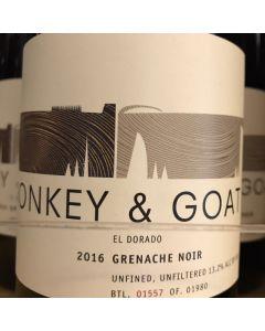 2016 DONKEY AND GOAT EL DORADO GRENACHE