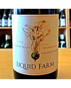 "2014 LIQUID FARM ""GOLDEN SLOPE"" SANTA RITA HILLS CHARDONNAY"