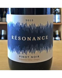 2015 RESONANCE WILLAMETTE VALLEY PINOT NOIR