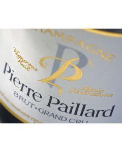 """PIERRE PAILLARD """"LES PARCELES"""" BOUZY GRAND CRU EXTRA-BRUT CHAMPAGNE"""
