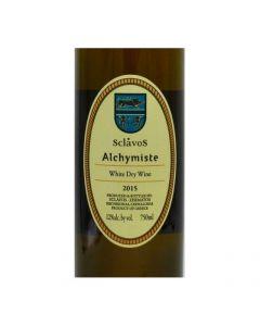 "2015 SCLAVOS ""ALCHYMISTE"" CEPHALONIA WHITE WINE"