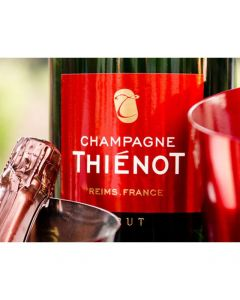 THE HOUSE OF THIENOT: Special Champagne Tasting