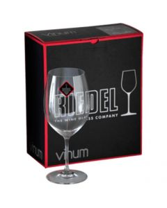 RIEDEL VINUM BORDEAUX GLASS