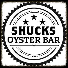 Shucks Oyster Bar Logo